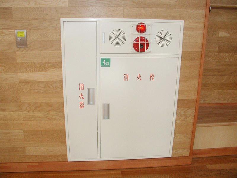 屋内消火栓ボックス(易操作性1号消火栓)