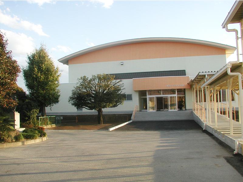 殖蓮小学校体育館(機械設備工事)