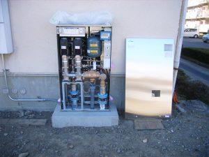 増圧直結給水ポンプ(ブースターポンプ)