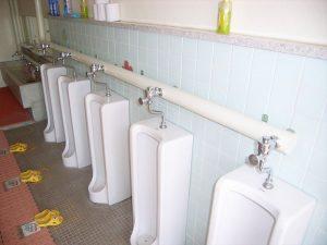 給水管改修工事(某幼稚園)
