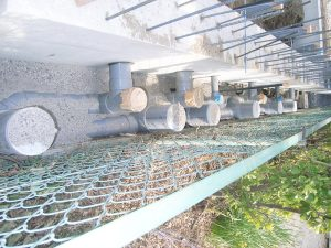 排水設備工事(塩ビ桝)